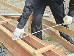 木材の加工や造作工事にも対応画像1