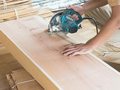 木材の加工や造作工事にも対応画像2