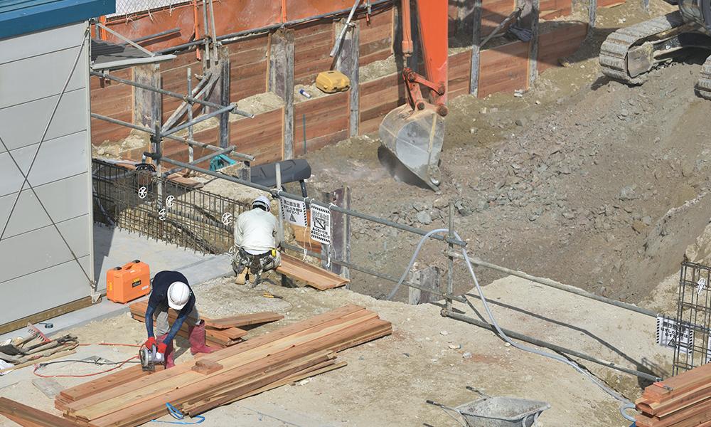 木材の加工や造作工事にも対応画像