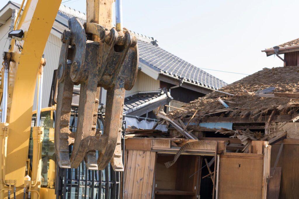解体工事に関する資格とは