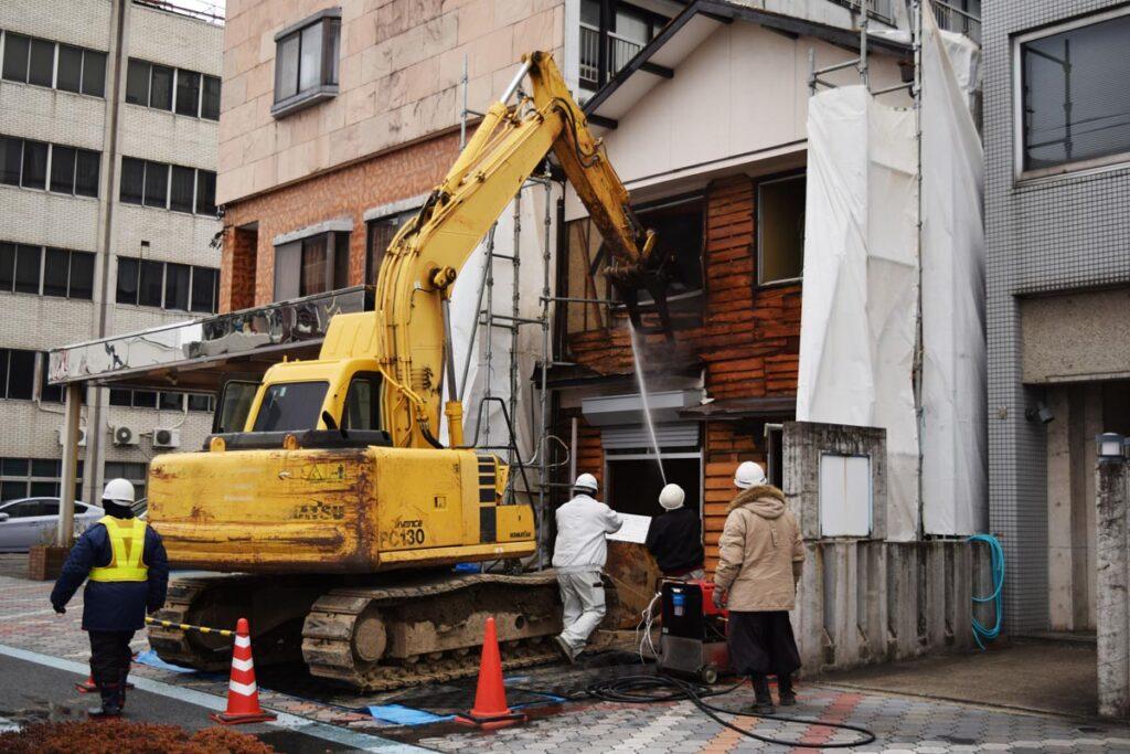 解体工事業の建設業許可申請は非常に難しい